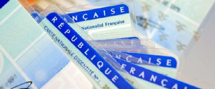 La carte nationale d'identité