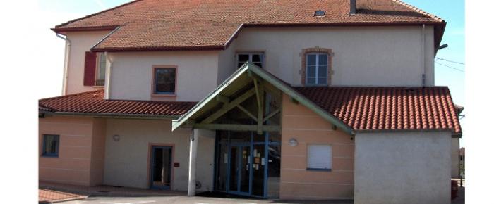 L'école primaire de Montceau